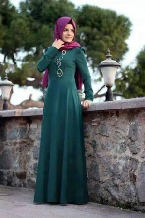 ملابس للمحجبات تركية بتصميمات فخمة (3)