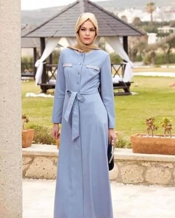 ملابس محجبات جديدة 2015 (3)