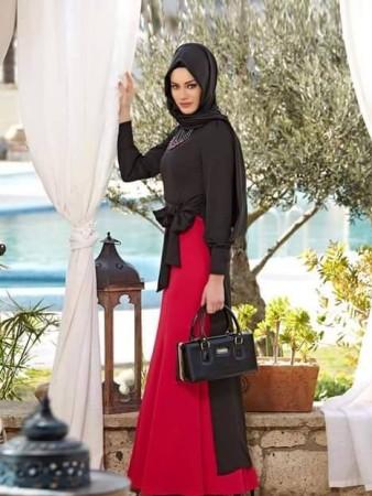 ملابس محجبات جديدة 2015 (4)