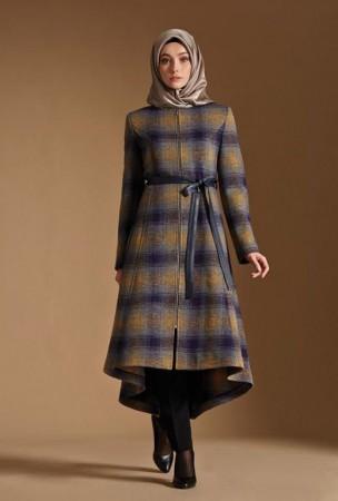 ملابس محجبات موضة 2015 للشتاء (1)