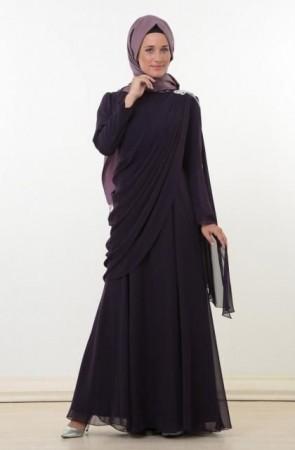 ملابس محجبات موضة 2015 للشتاء (2)