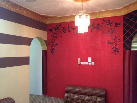 احدث الوان الحوائط 11 450x338 صور الوان دهانات حوائط المنزل و غرف النوم المودرن و الكلاسيكية
