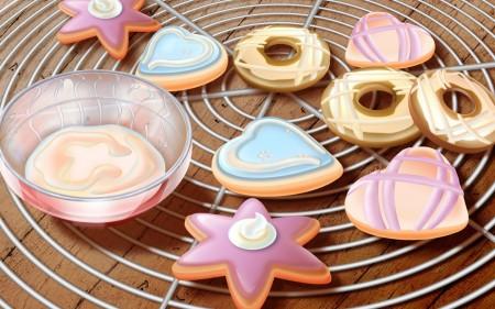 افكار لتقديم الحلويات  (4)