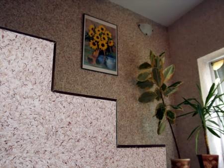 دهانات جديده 1 450x338 صور الوان دهانات حوائط المنزل و غرف النوم المودرن و الكلاسيكية