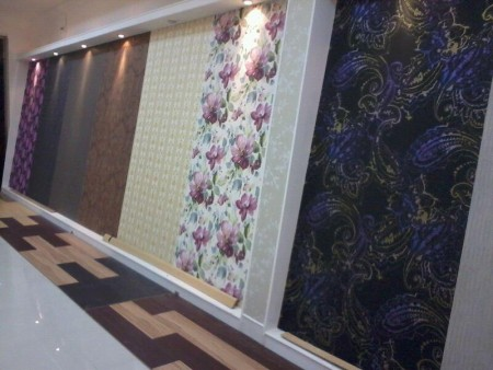 دهانات حوائط 4 450x338 صور الوان دهانات حوائط المنزل و غرف النوم المودرن و الكلاسيكية