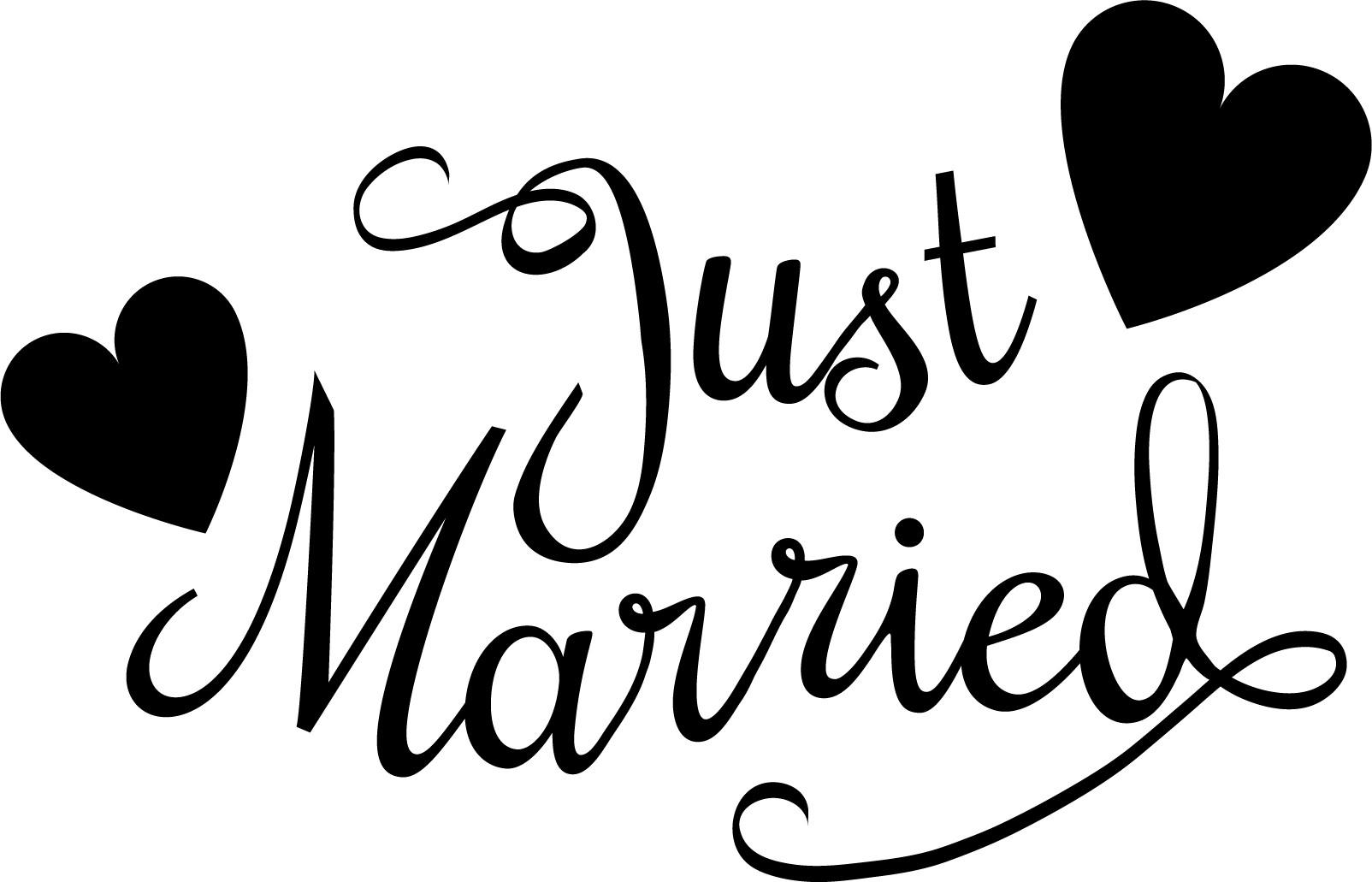 صور just married فيس بوك (2)