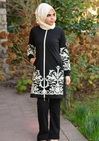 فاشون وملابس محجبات (2)