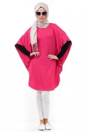 ملابس محجبات تركية جديدة فاشون تركي (5)