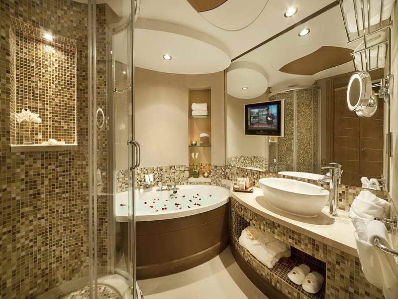 اجمل صور ستائر حمامات  (2)
