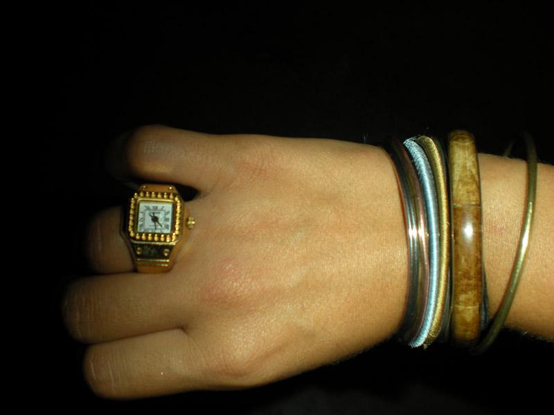 اشكال الذهب خواتم (2)
