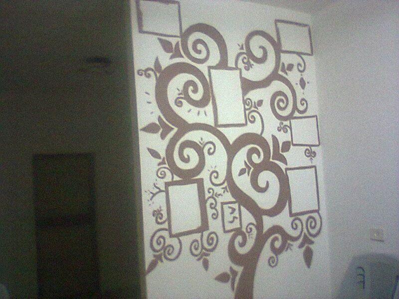 الرسم على الجدران  (2)