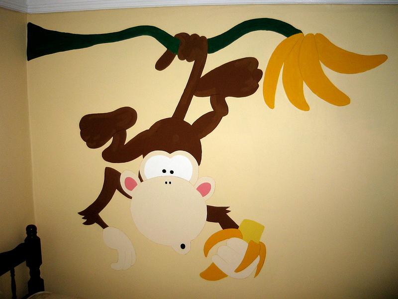 الرسم على الجدران  (4)
