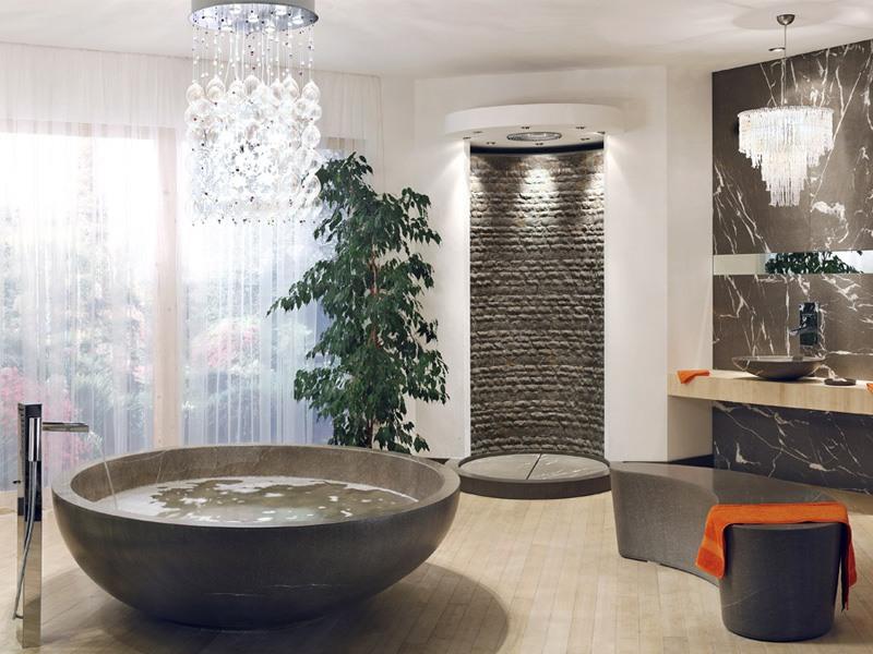 الوان ستائر حمامات (4)