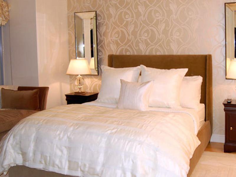 الوان غرف نوم بيضاء (3)