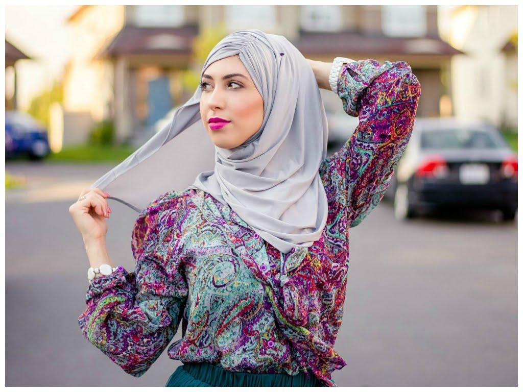 ربطات حجاب  (4)