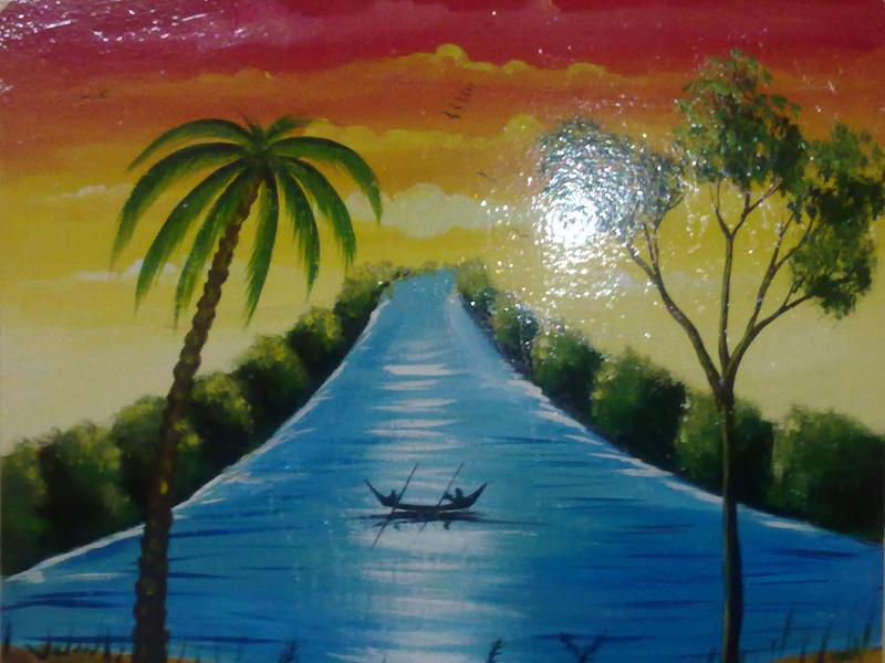 رسم على الجدران  (1)