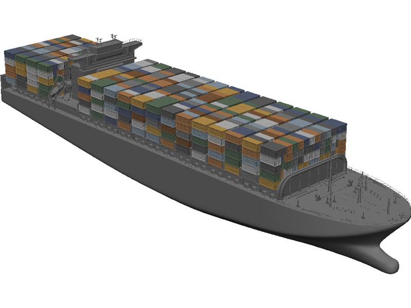 سفن عملاقة  (4)