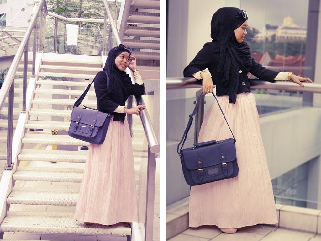 صور  احدث موضة في ملابس وأزياء البنات المحجبات 2016 (2)