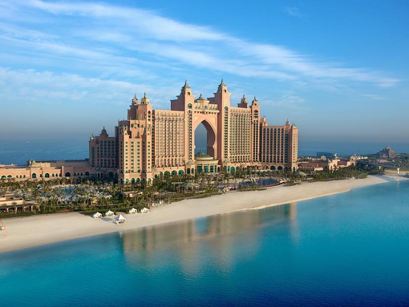 صور الاماكن السياحية في دبي  (1)