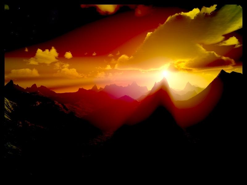 صور الشروق للشمس (4)