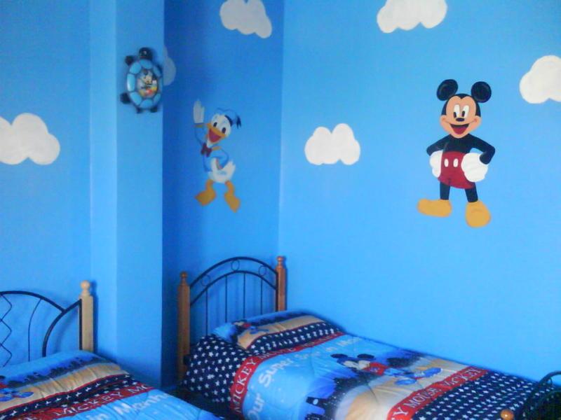 صور رسم على الجدران  (5)