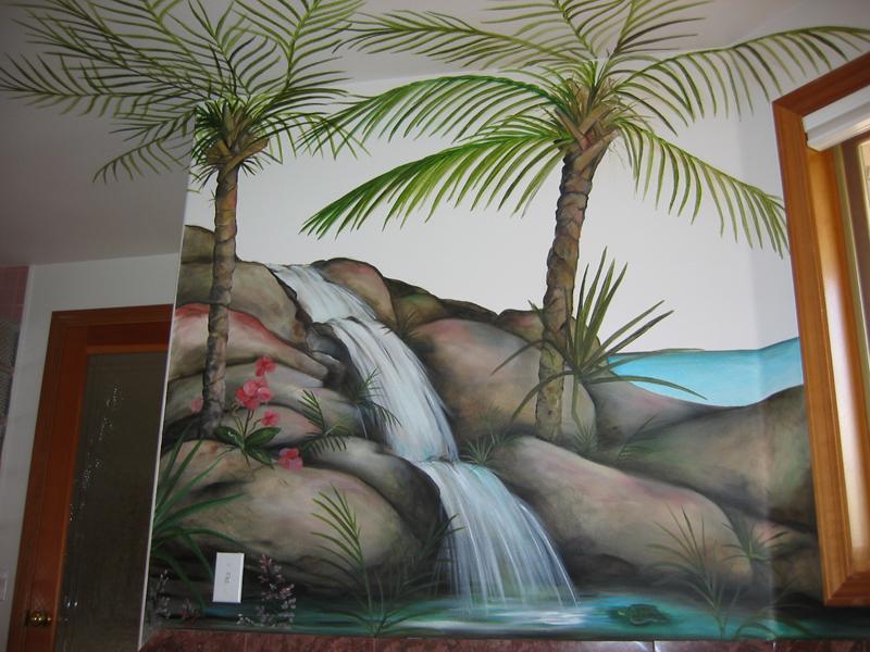 صور رسومات على الجدران  (4)