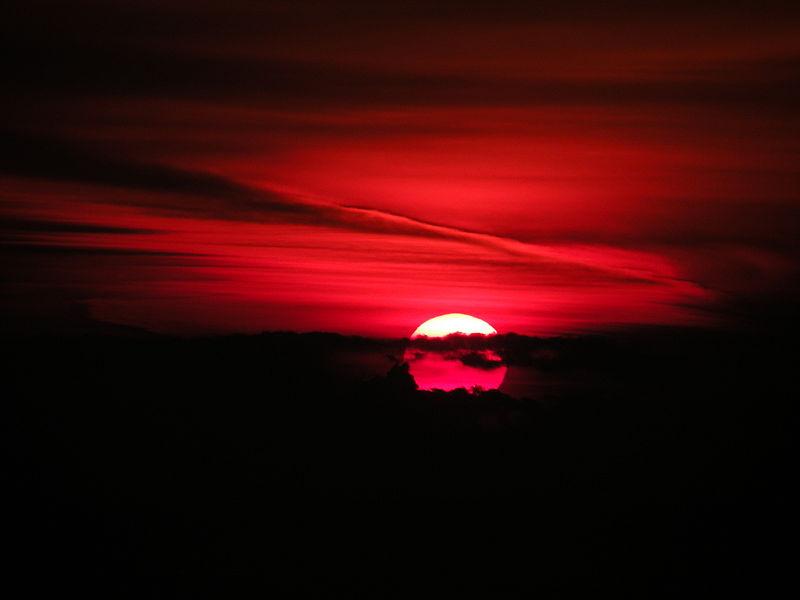 صور طلوع الشمس  (2)
