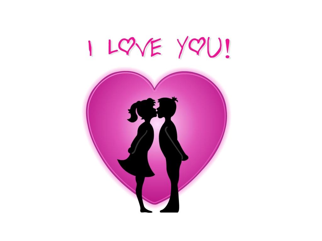 صور مكتوب عليها i love you (1)