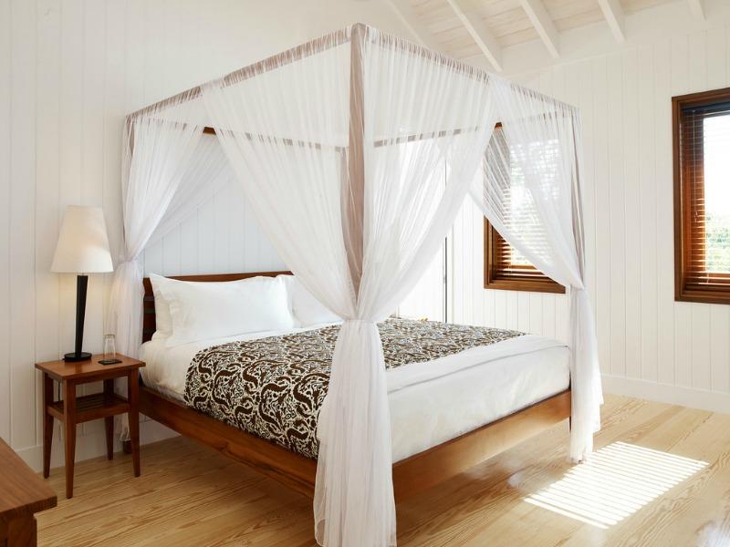 غرفة نوم ابيض  (2)