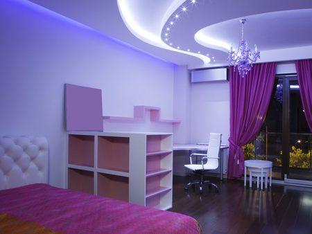 غرف اطفال كلاسيك (1)