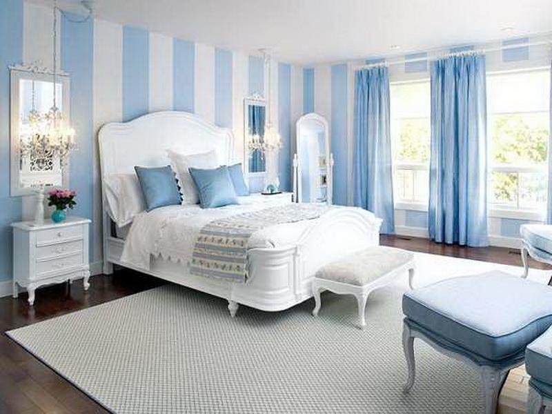 غرف نوم أبيض  (2)