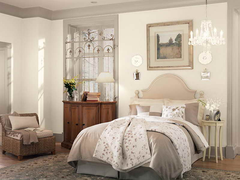 غرف نوم أبيض  (3)