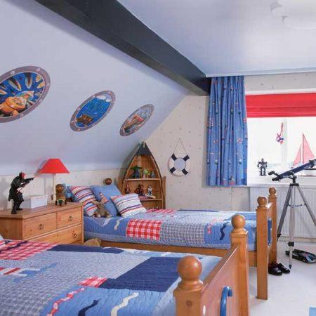 غرف نوم اطفال مودرن شيك 2016 (2)