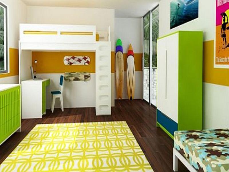 غرف نوم اطفال 2016 (2)