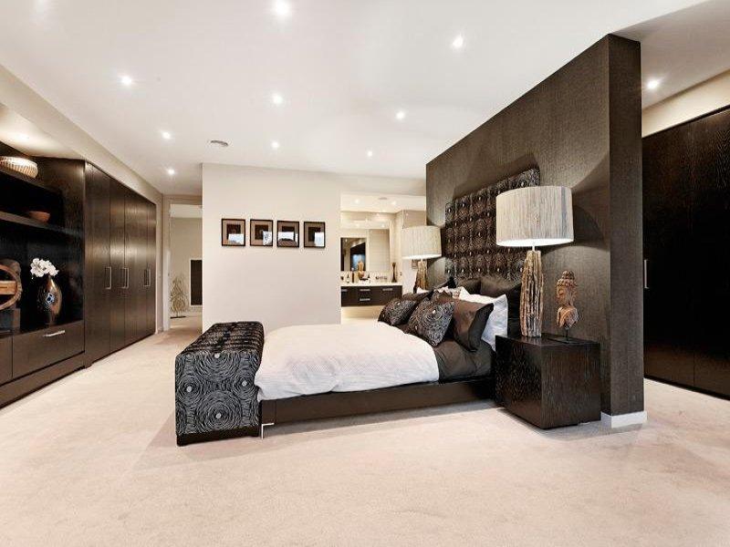 غرف نوم باللون الابيض  (4)