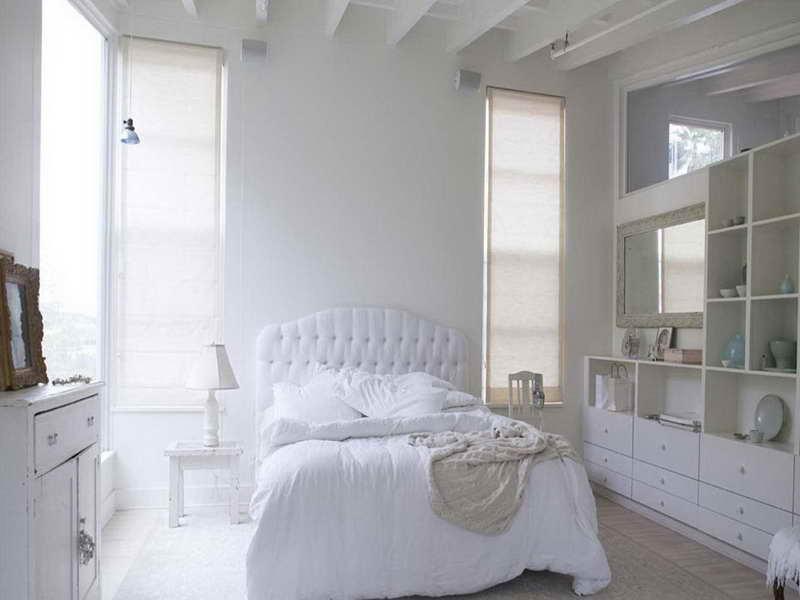غرف نوم جديدة ابيض (3)