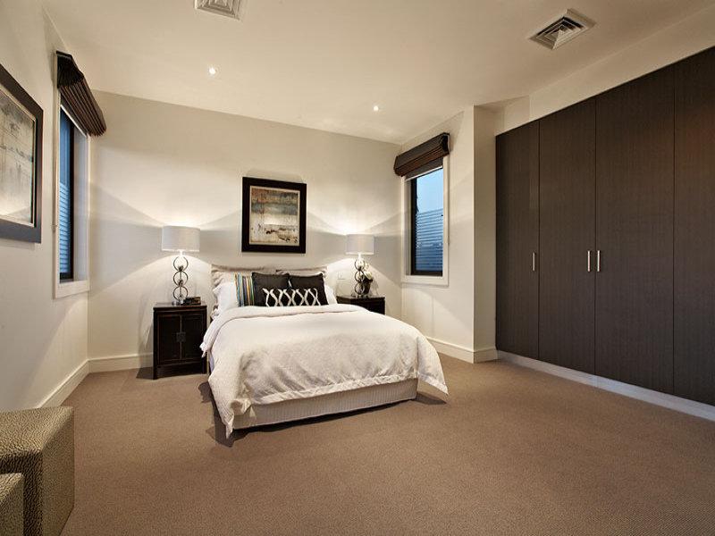 غرف نوم لون ابيض  (1)