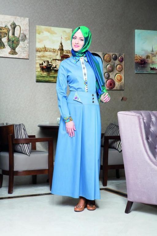 لبس محجبات تركي (7)