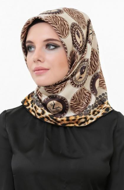 لفات حجاب بسيطة  (1)