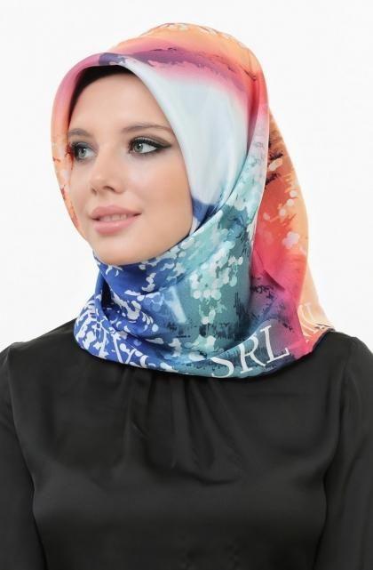 لفات حجاب بسيطة  (3)