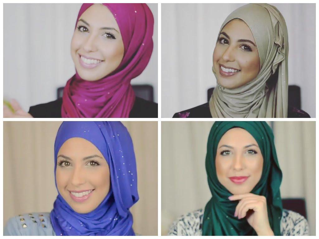 لفات حجاب جديدة  (2)