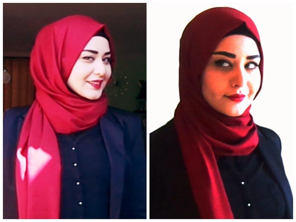 لفات حجاب جديدة  (3)
