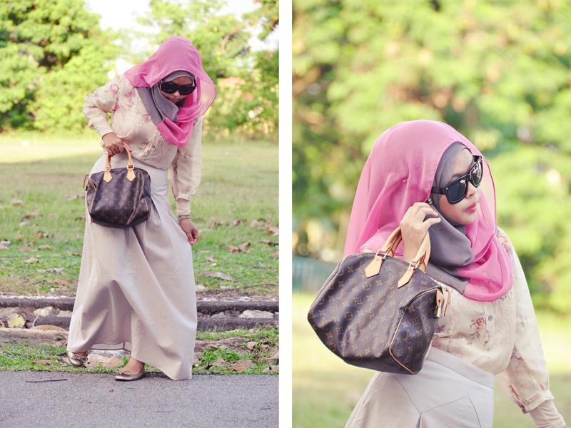 لفات حجاب جديدة  (4)