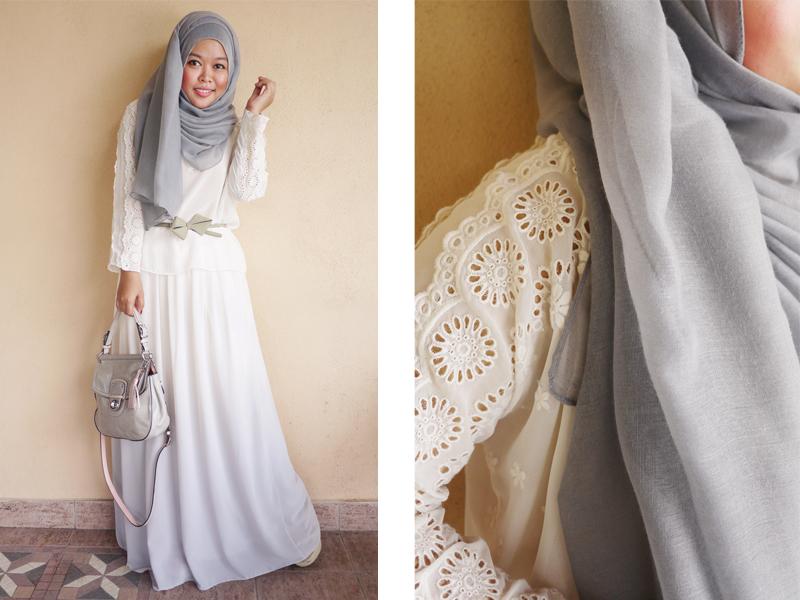 لفات حجاب خليجي  (2)