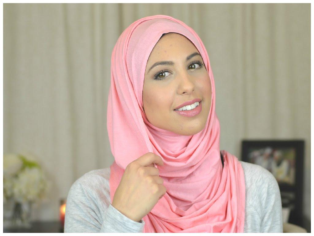 لفات حجاب خليجي  (5)