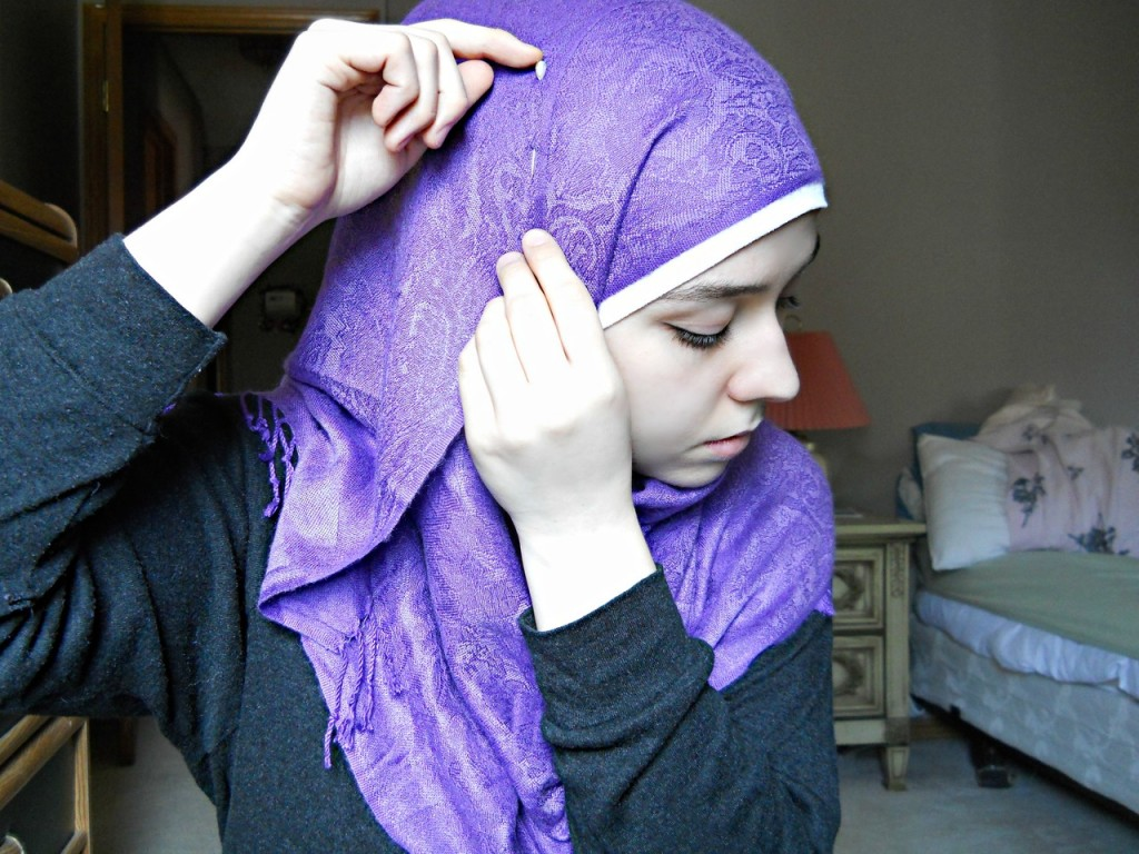لفات حجاب للمناسبات  (2)