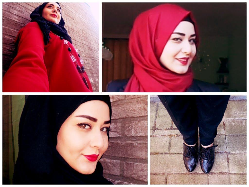 موديلات حجاب  (1)