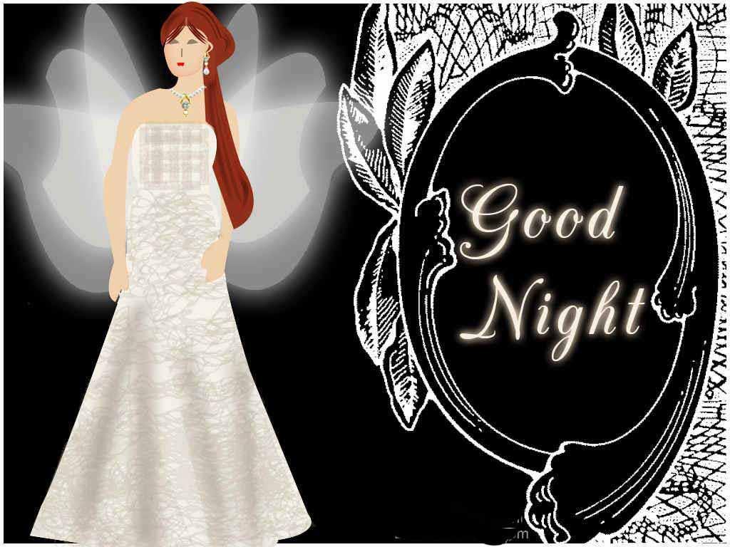 good night مكتوبة علي صور (5)