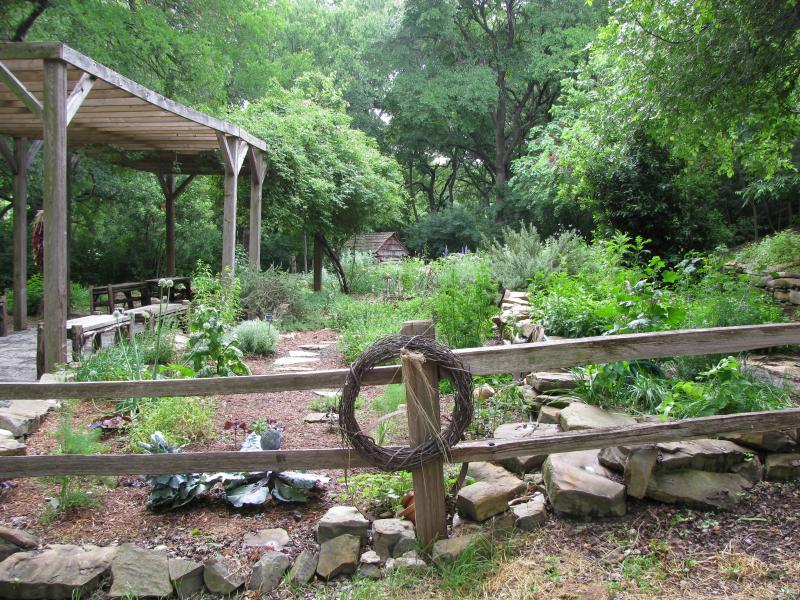 اجمل حدائق منزلية (3)