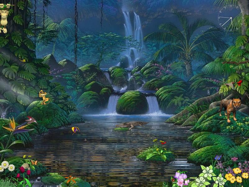 اجمل شلالات في العالم (5)